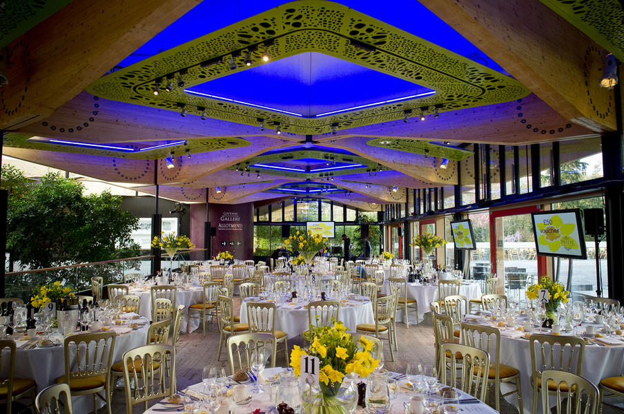 We offer bespoke event management.