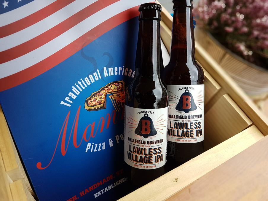 Bellfield Brewery award-winning #glutenfree beers