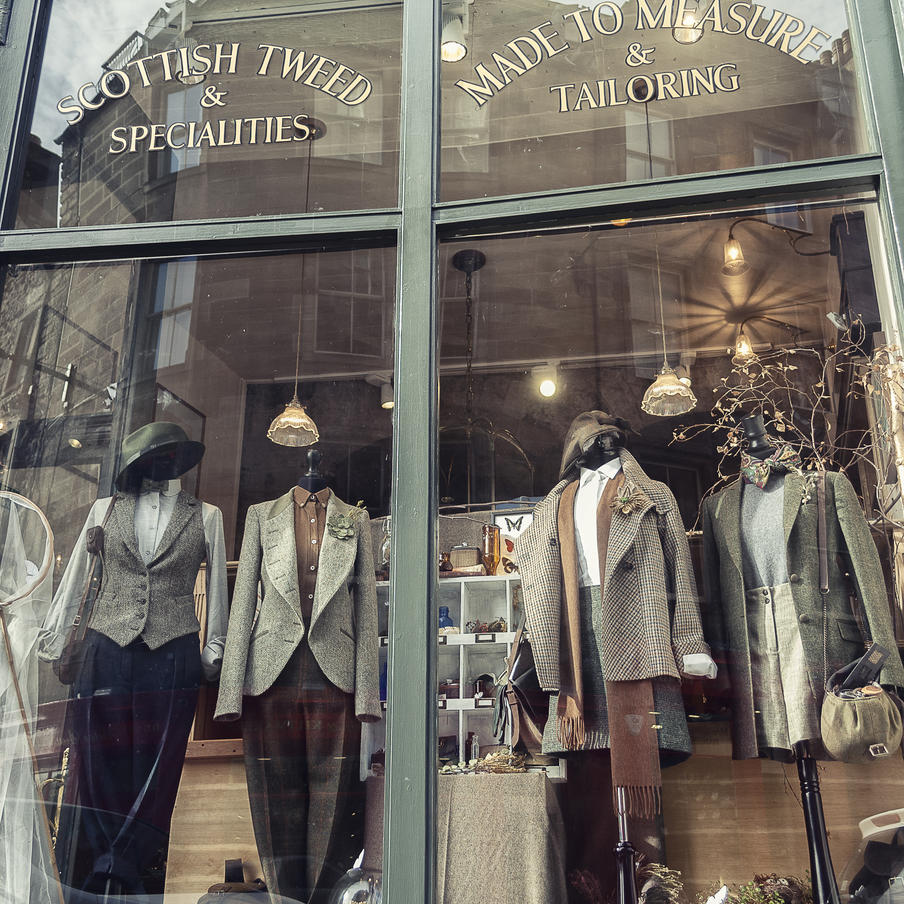 Walker Slater Tweed and Tailoring Specialists