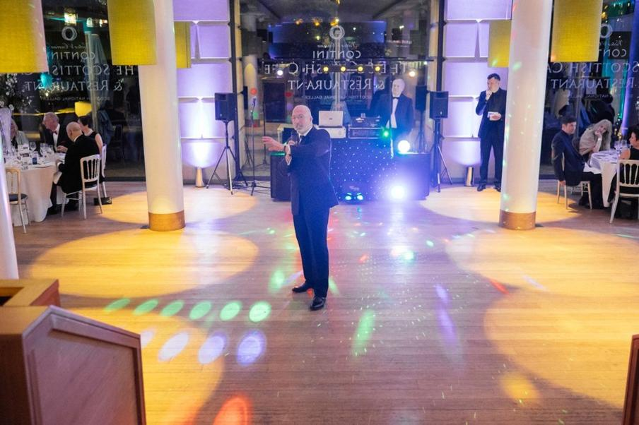 The Scottish Cafe Restaurant Dance Floor The Scottish
