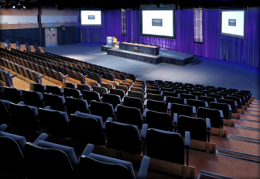 Dedicated conference facilities for up to 600 delegates.