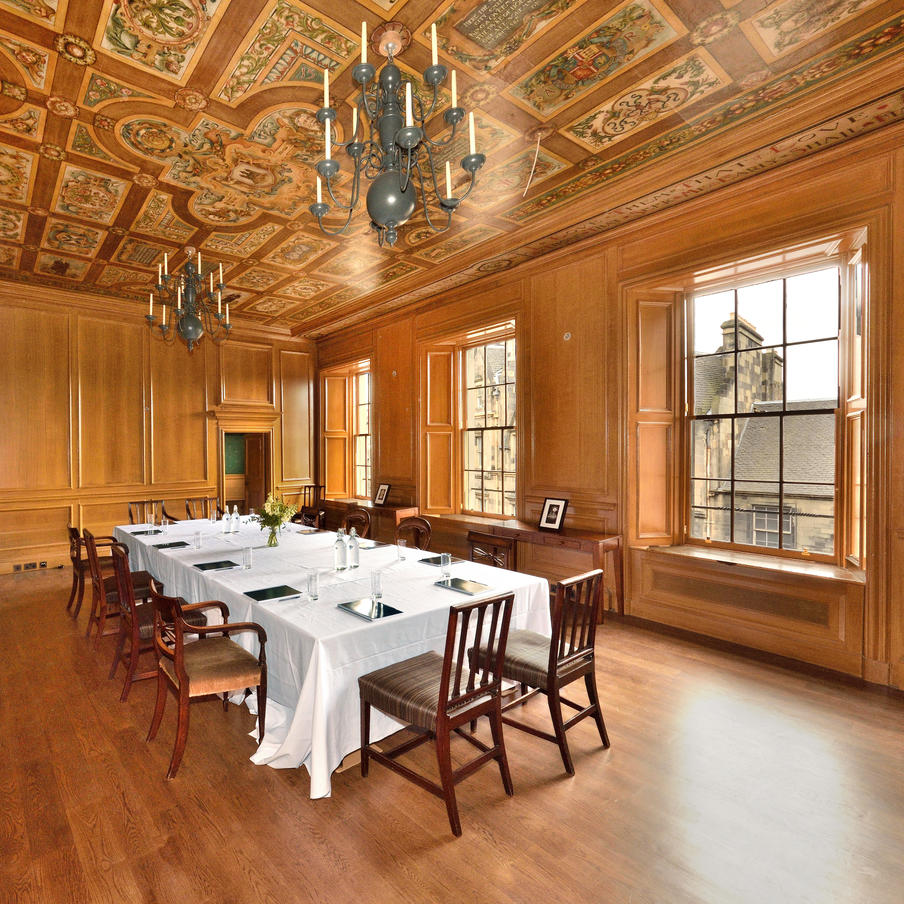 Scottish Historic Buildings Trust, Riddle's Court, Geddes Room, Boardroom