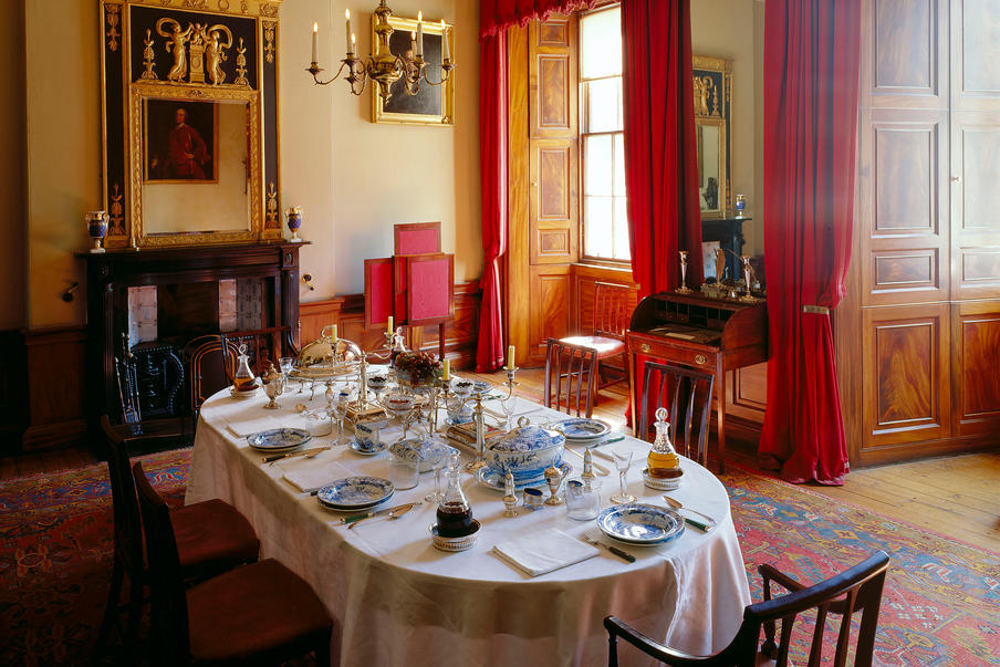 The Georgian House , Edinburgh  Dining Room