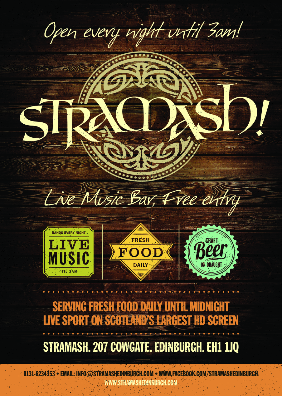 Stramash Bar & Live Music