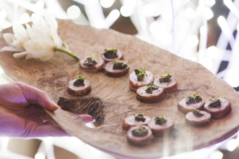 Appetite Direct Canapes for Rolex