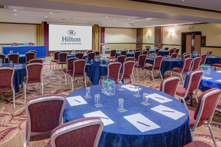 Host your banqueting event in our Roseberry Suite
