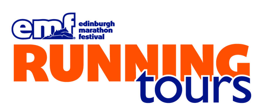 EMF Running Tour logo