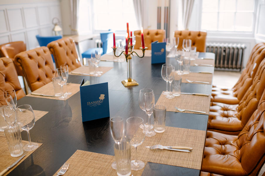 Private Dining at Badger & Co