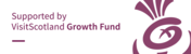 Supported by VisitScotland Growth Fund