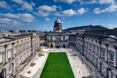 University of Edinburgh Quad