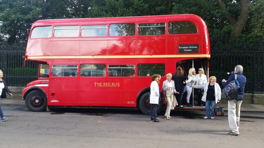 Vintage Bus Travel