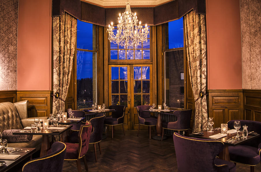 Now established as one of the best restaurants in Edinburgh, Restaurant at the Bonham offers an eclectic menu of European inspired food with a Scottish twist, using the best of local suppliers and ingredients